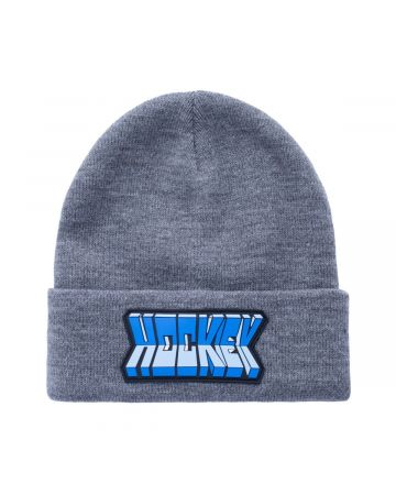 HOCKEY FOLD BEANIE / GREY
