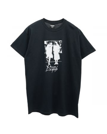 HOCKEY PRIVATE DEMONS TEE / BLACK