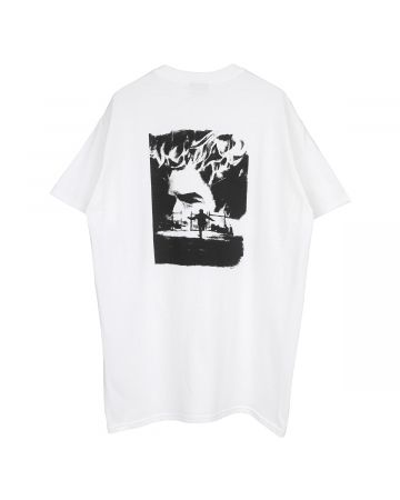HOCKEY ALLENS INFERNO TEE / WHITE