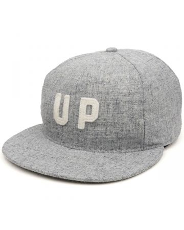 UNIVERSAL PRODUCTS EBBETS FIELD FLANNELS BB CAP / GRAY