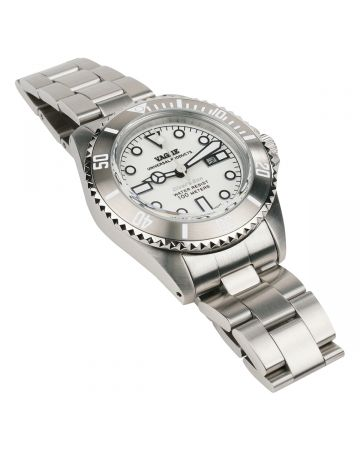UNIVERSAL PRODUCTS DIVER'S SON MONO(VAGUE WATCH) / SILVER
