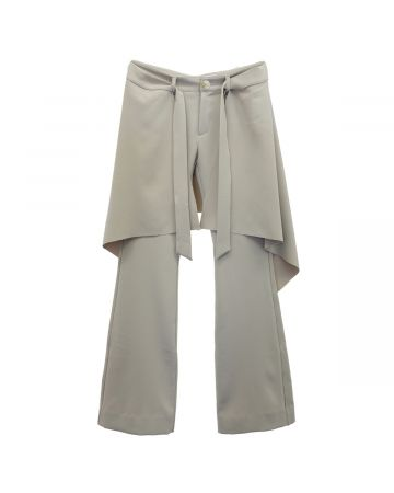 Jichoi 2 WAY FLARED PANTS / MINT