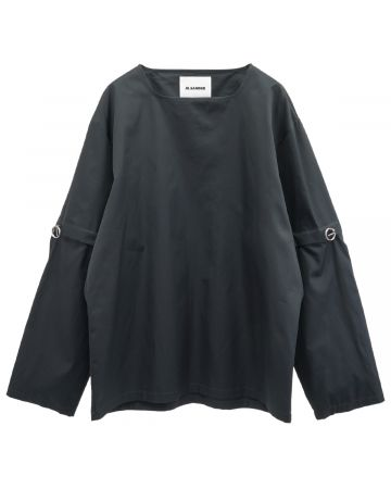 [お問い合わせ商品] JIL SANDER SHIRT 6SNC DETCH SLEEVE / 001