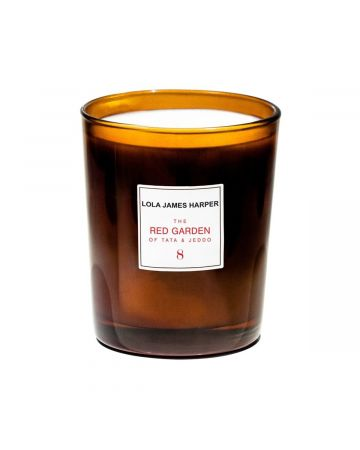 LOLA JAMES HARPER CANDLE 8 THE RED GARDEN OF TATT & JEDDO