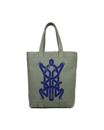 MONCLER GENIUS 5 MONCLER CRAIG GREEN NS TOTE BAG / 810