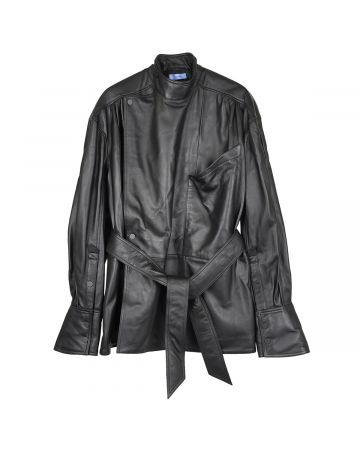 MUGLER JACKET / 1999 : BLACK
