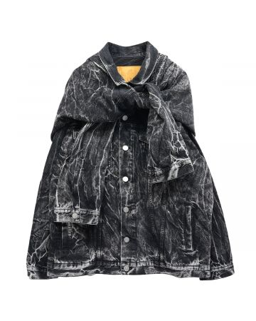 Martine Rose FERRERO JACKET / BLACK