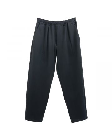 NEGLECT ADULT PATiENTS BASIC SUIT PANTS / BLACK