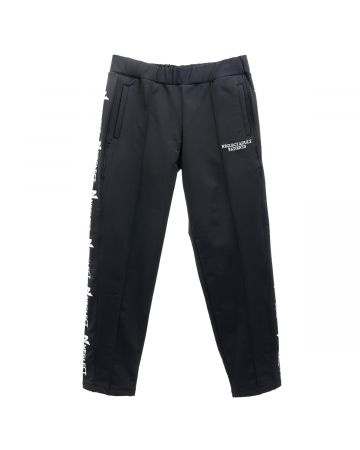 NEGLECT ADULT PATiENTS ANTI TECHNOLOGY JERSEY PANTS / BLACK