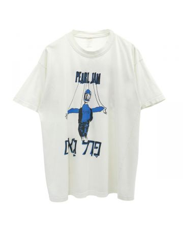 NOT / APPLICABLE PEARL JAM 1993 / WHITE