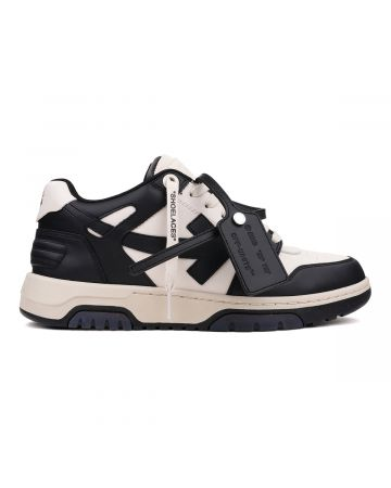 OFF-WHITE c/o Virgil Abloh WOMENS OUT OF OFFICE / 6110 : BEIGE BLACK