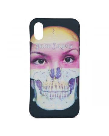 Palm Angels MJ X IPHONE CASE / 1088 : BLACK MULTICOLOR