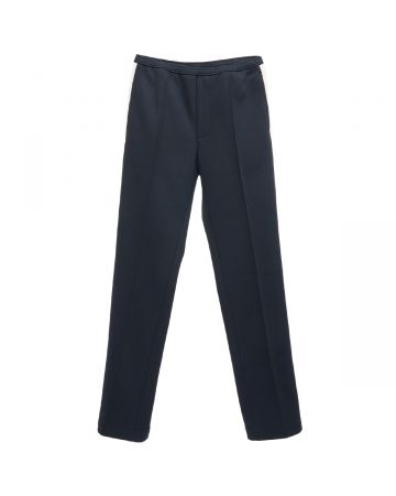 Palm Angels MILANO FITTED TRACK PANTS / 4637 : NAVY BLUE PURPLE