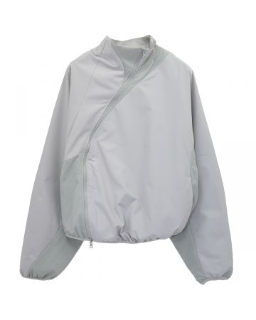 POST ARCHIVE FACTION 4.0+ TECHNICAL JACKET RIGHT / LIGHT GREY