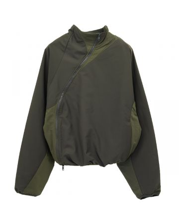 POST ARCHIVE FACTION 4.0+ TECHNICAL JACKET RIGHT / OLIVE GREEN