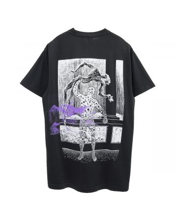 A Positive Messages POZ MEZ COLLECTIVE DREAMING SS TEE / BLACK