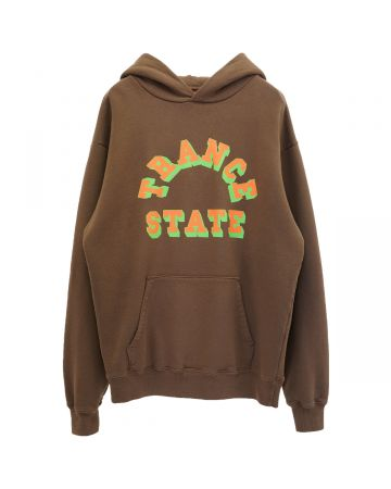 A Positive Messages TRANCE STATE HOODED SWEAT / TOASTED RYE