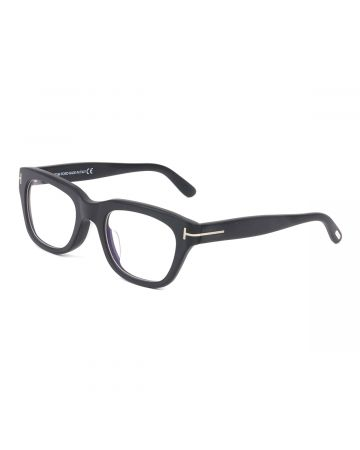 TOM FORD SUNGLASSES/232FT00B80 / MATTE BLACK(CLEAR)