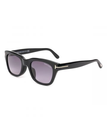 TOM FORD SUNGLASSES/232FT00B80 / BLACK(BLK-CLR GRADATION)