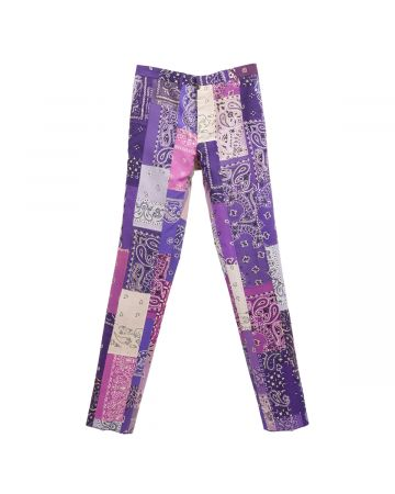 READYMADE COLD BANDANA TROUSERS / COLD COLOR