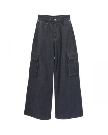 SUNNEI CLASSIC PANTS OVER CARGO ST / R02 GREEN