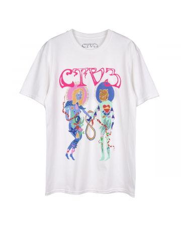 Jaden Smith CTV3 Collection INTO ETERNITY TEE / WHITE