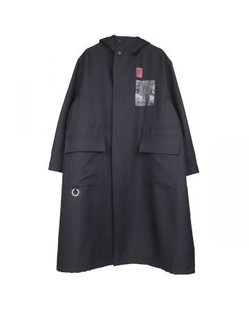 th products MODS COAT / BLACK
