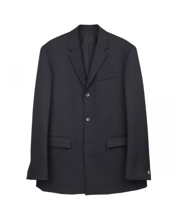 th products SINGLE JACKET / BLACK