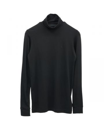 th products TURTLENECK / BLACK