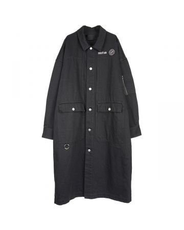 th products WORK COAT / BLACK