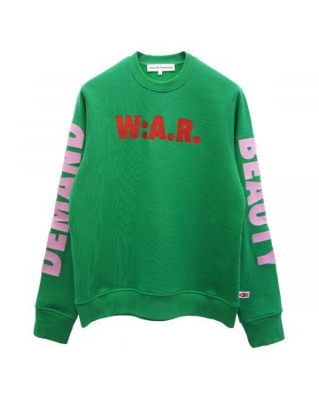 Walter Van Beirendonck DEMAND BEAUTY SWEAT / CC28 : JOLLY GREEN