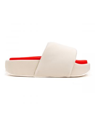 Y-3 SLIDE / CBROWN-OWHITE-RED