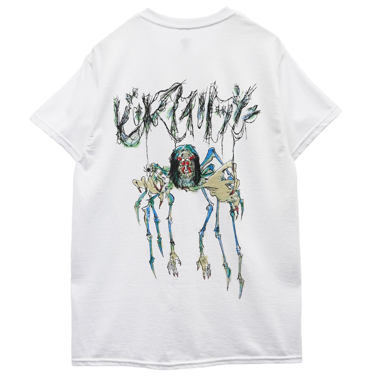 BILLIE EILISH by READYMADE READYMADE S/S Tee White / WHITE