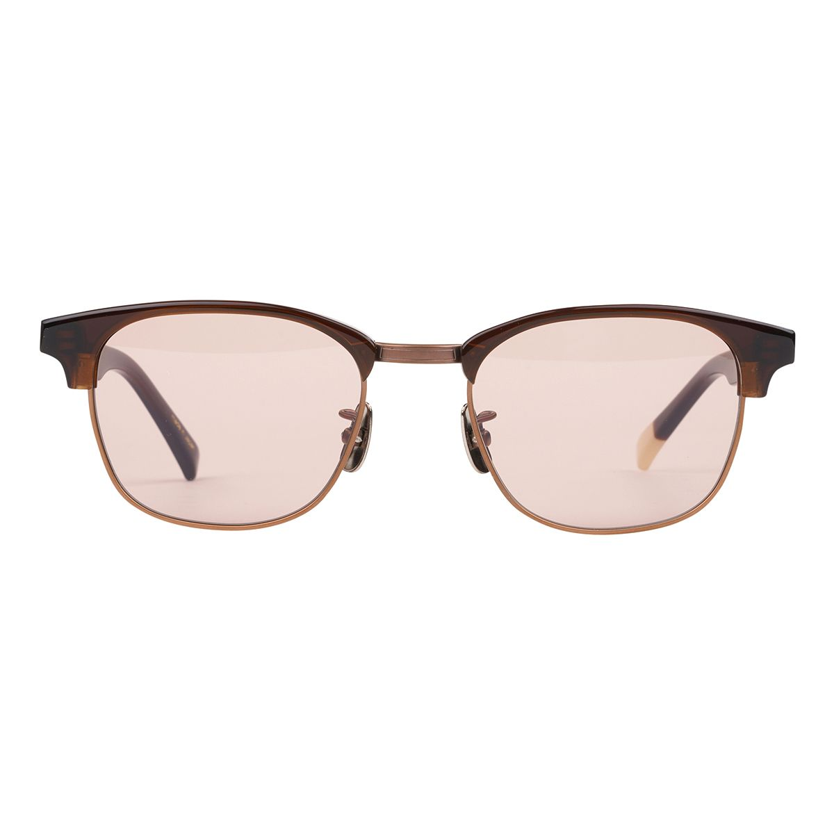 BLANC.. BM009-LI(M.BRN LENS) / BROWN-COPPER MAT(M.BRN)