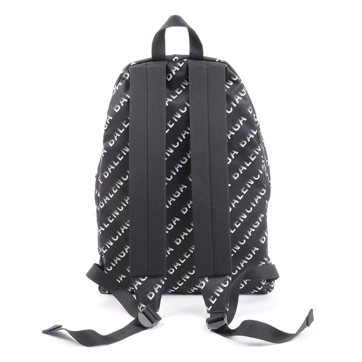 BALENCIAGA H856X/BACKPACK / 1090 : BLACK&WHITE