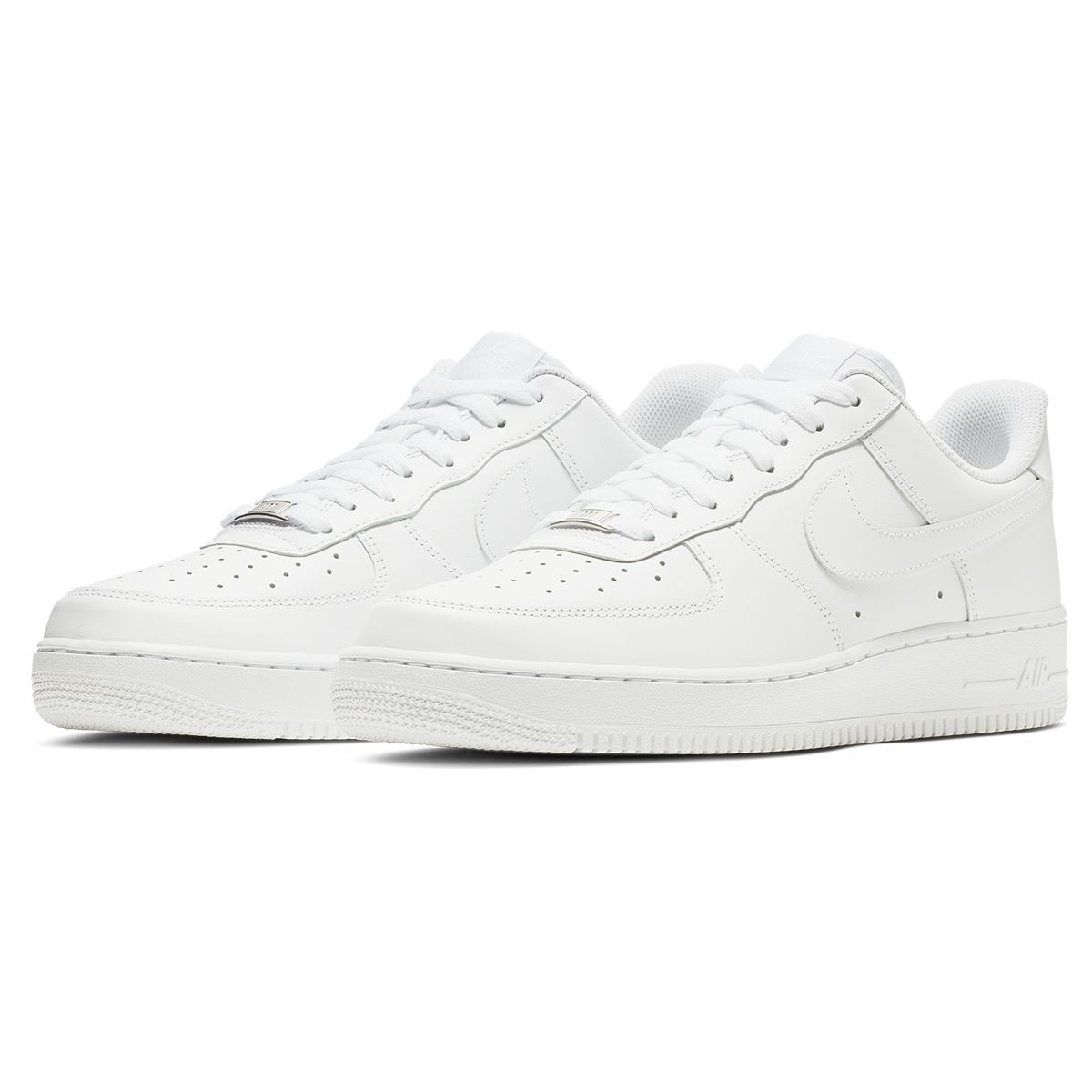 NIKE AIR FORCE 1 '07 / 111:WHITE-WHITE