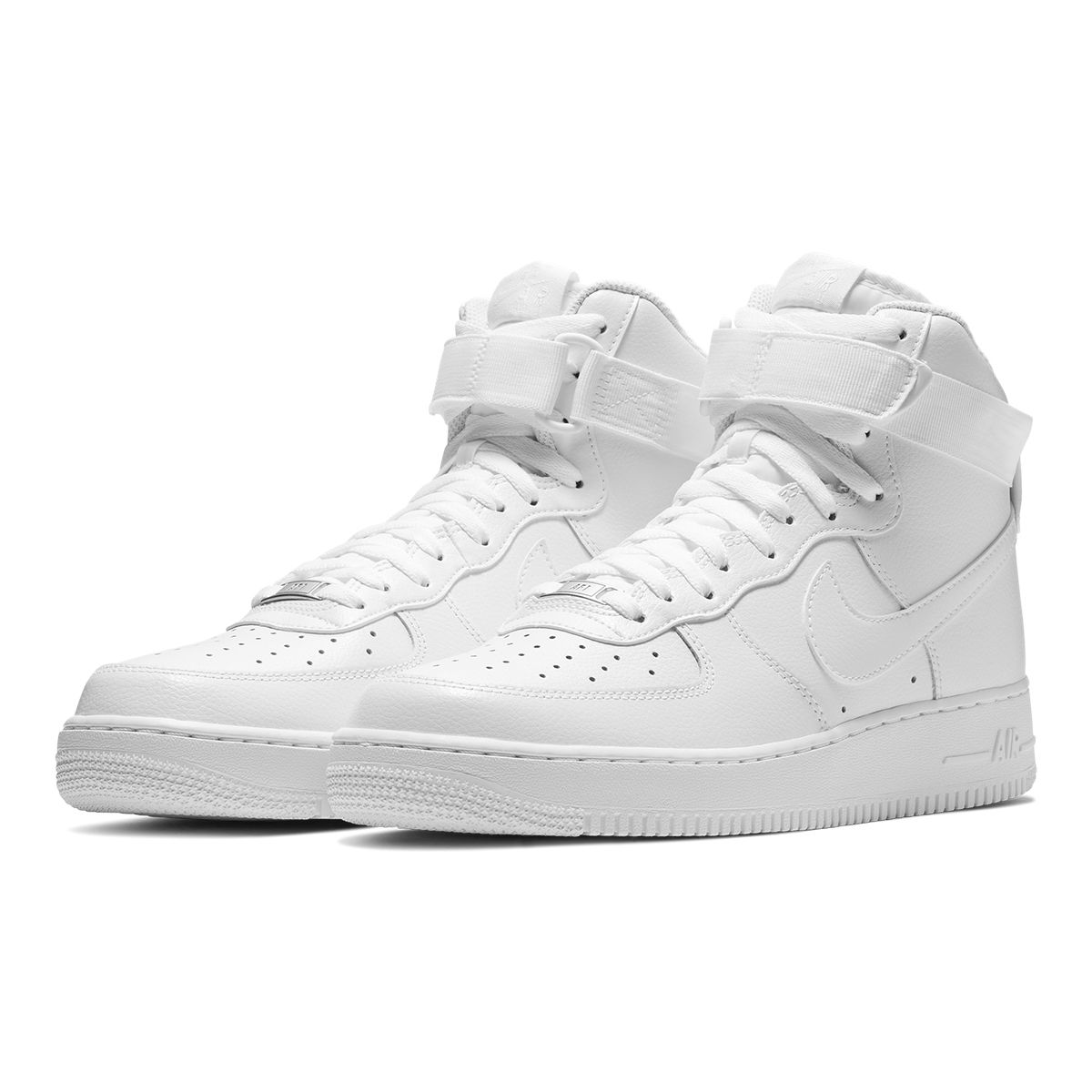 NIKE AIR FORCE 1 HIGH '07 / 111:WHITE-WHITE