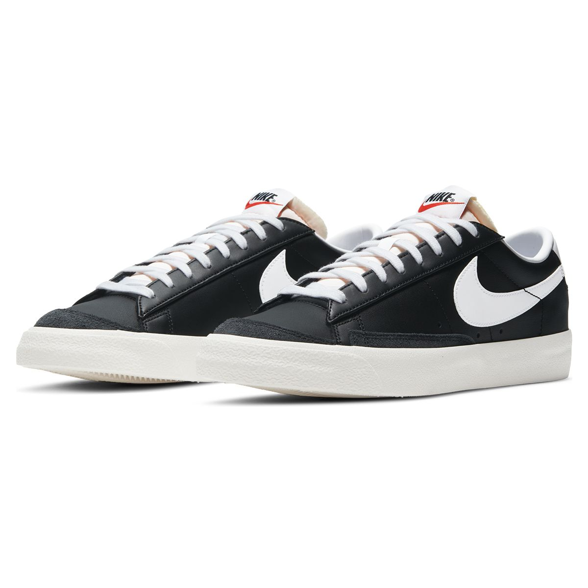 NIKE BLAZER LOW '77 VNTG / 001:BLACK-WHITE-SAIL-BLACK