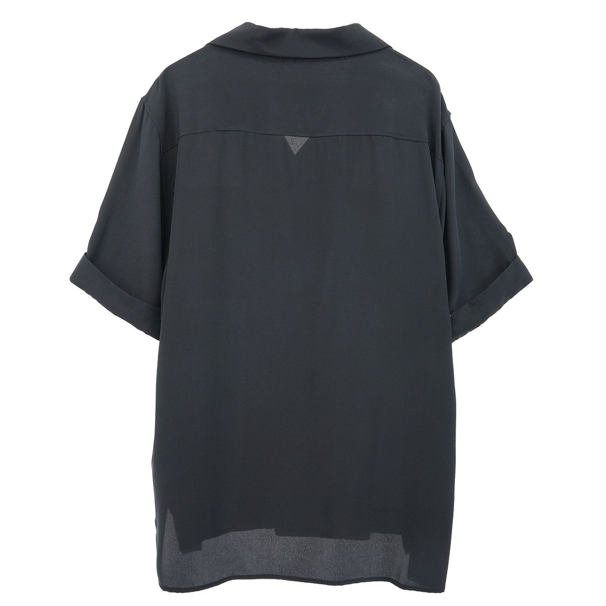 EQUIPMENT THE SHORT SLEEVE ORIGINAL / 097 : BLACK