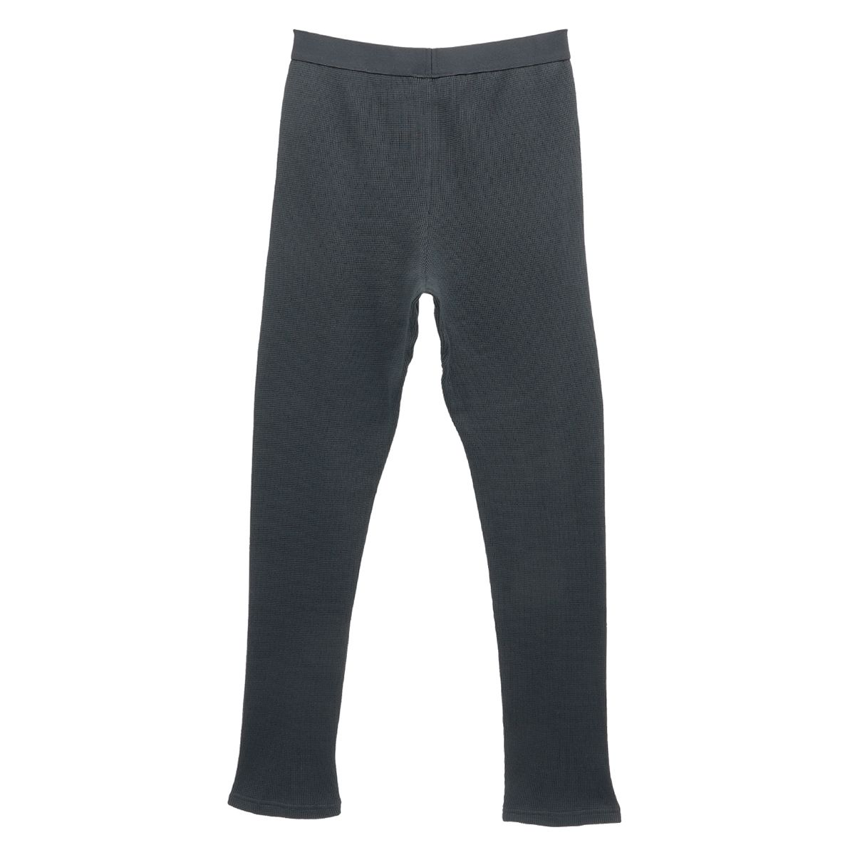 ESSENTIALS THERMAL PANT / 001 : BLACK