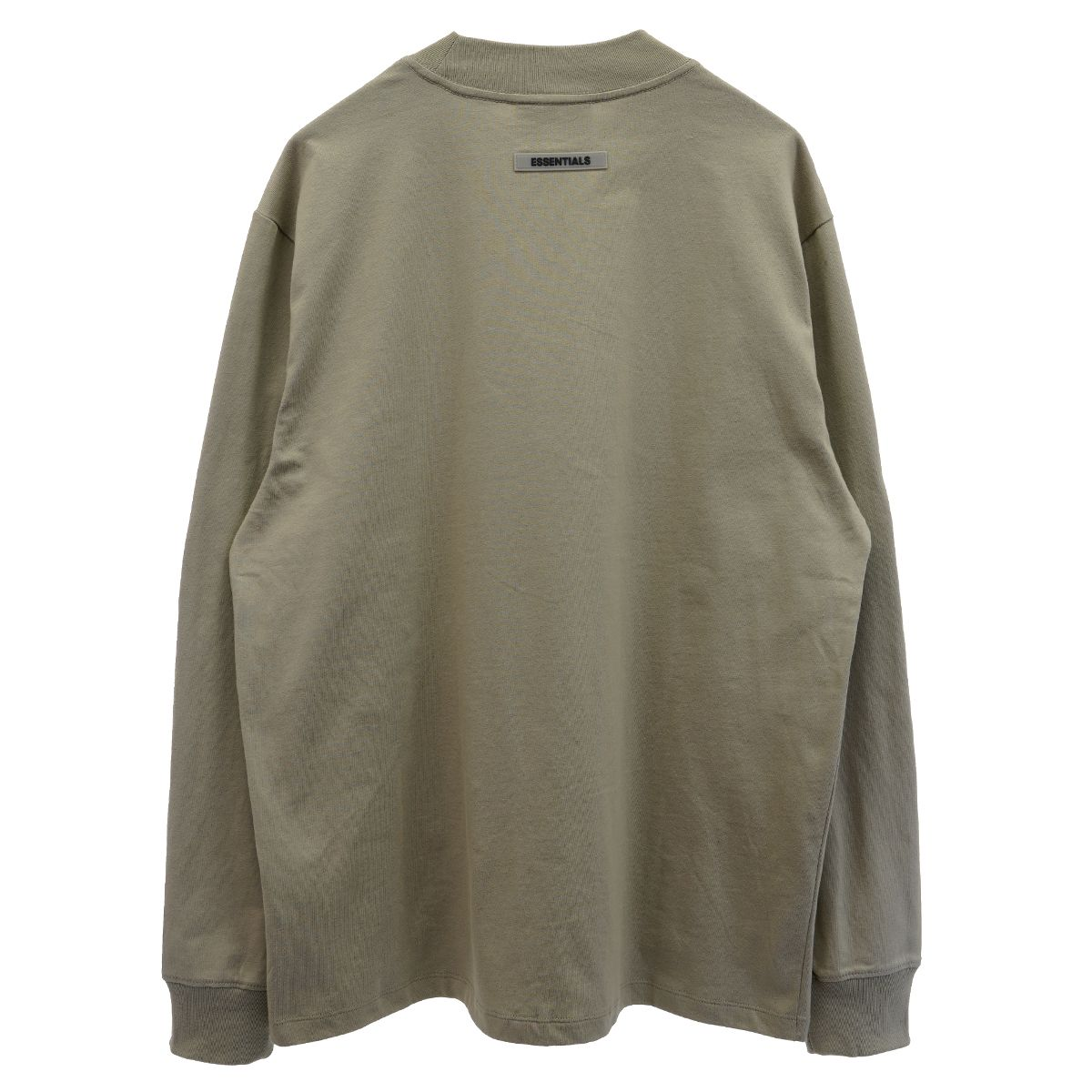 ESSENTIALS HO20 L/S TEE / 031 : OLIVE