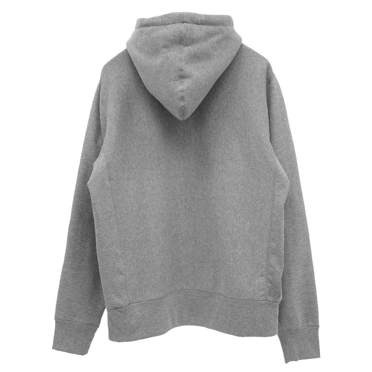 FUCKING AWESOME LITTLE STAMP HOODIE / GUNMETAL HEATHER