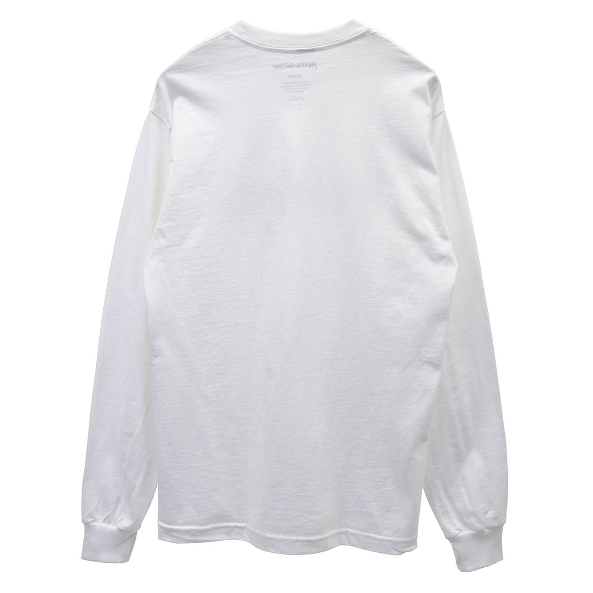 FUCKING AWESOME ANGEL STAMP LS TEE / WHITE