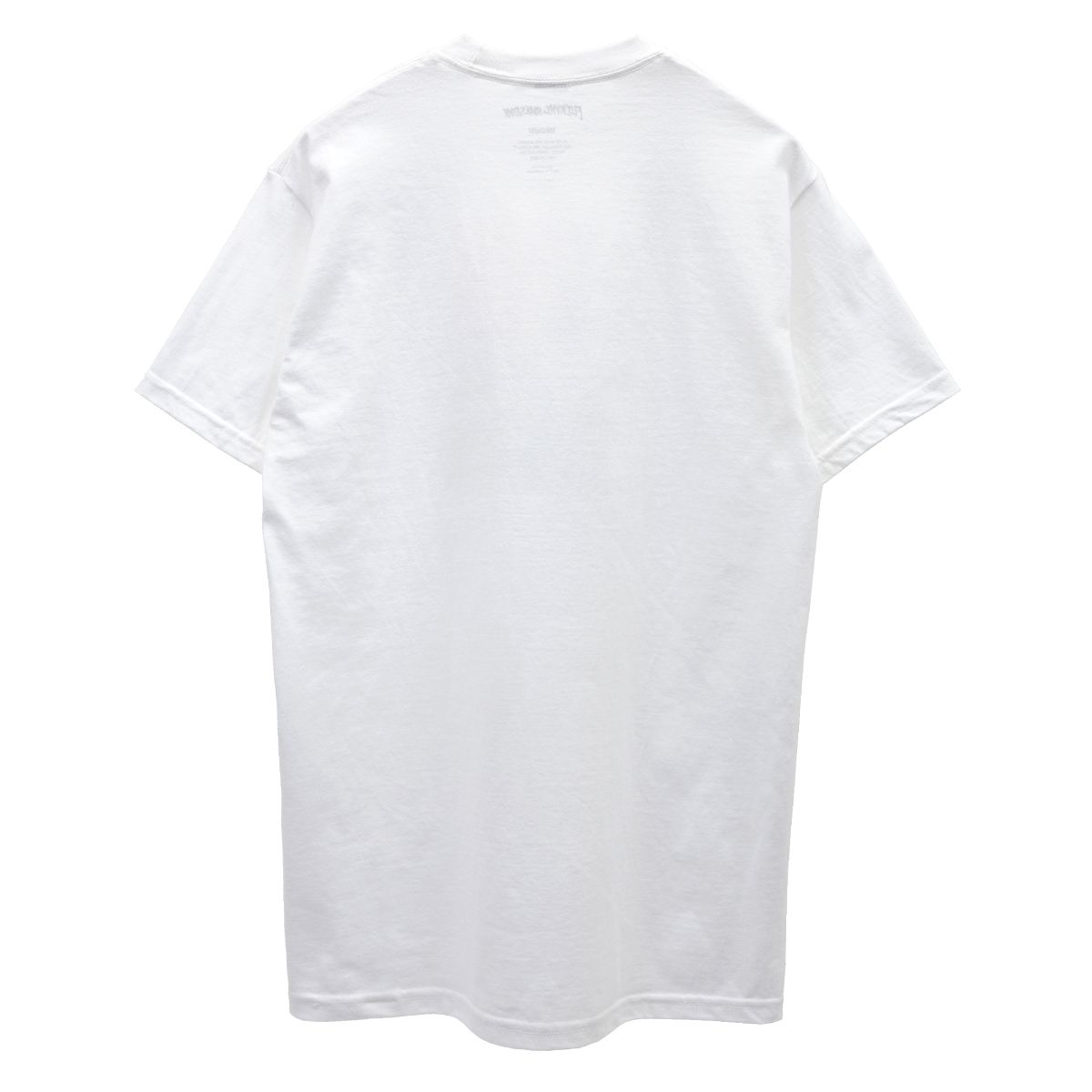 FUCKING AWESOME BABY CAT TEE / WHITE