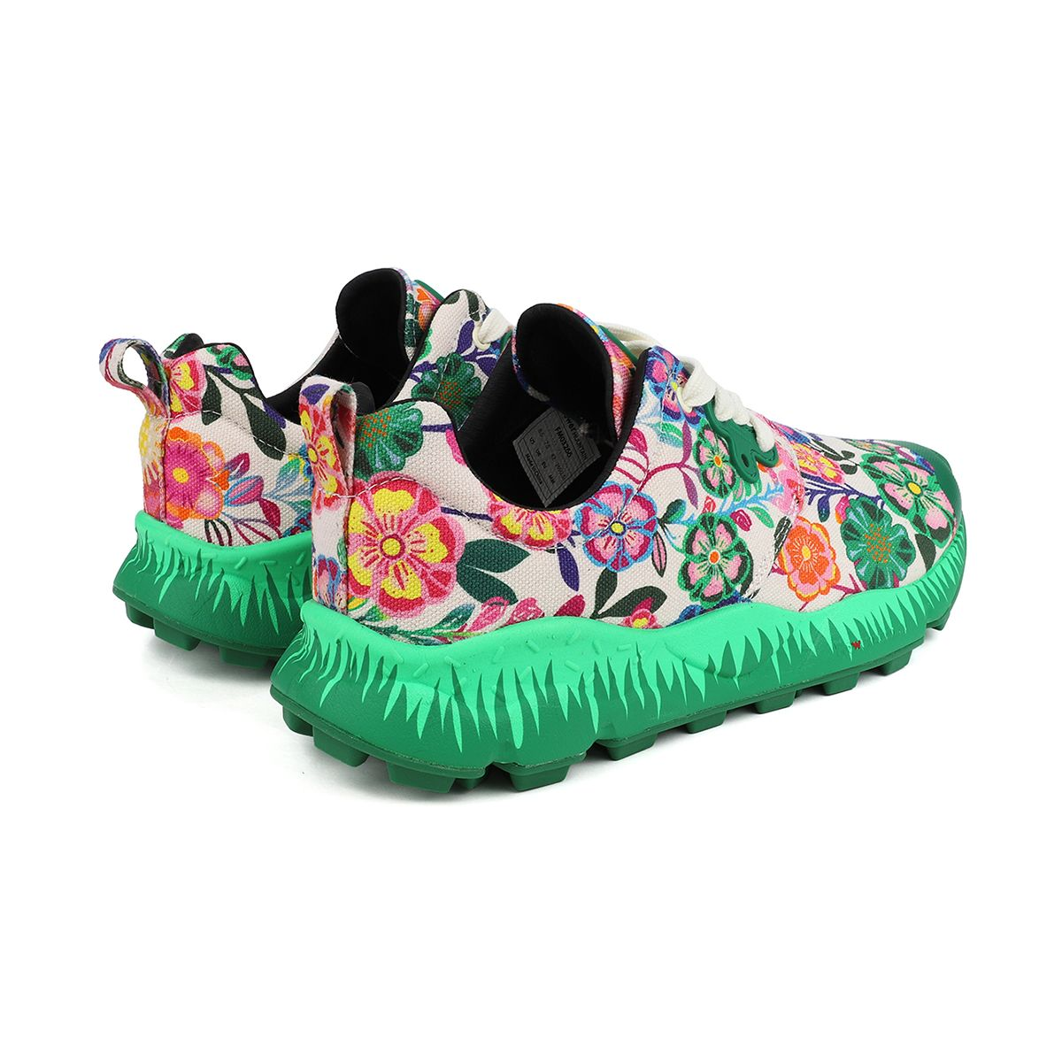 Walter Van Beirendonck for Flower MOUNTAIN SHOES / IVORY