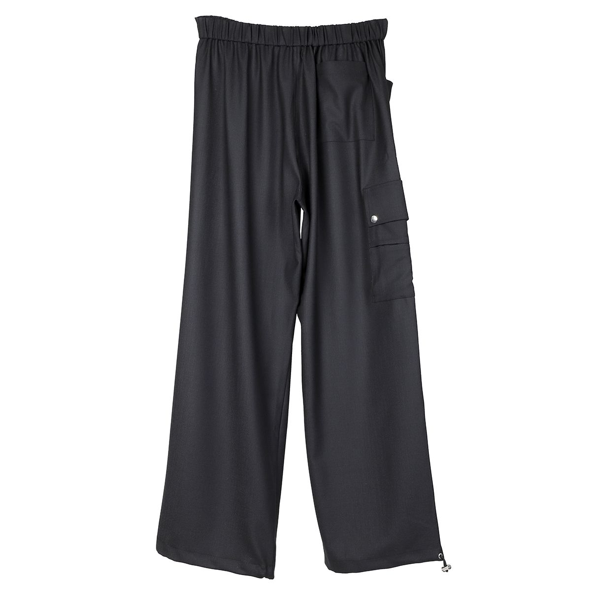 GmbH CARGO TROUSER / BLACK