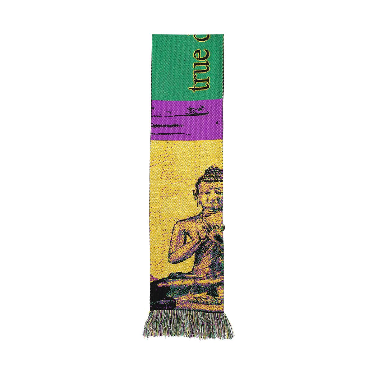 MONTMARTRE NEW YORK SCARF S-42 / N/A