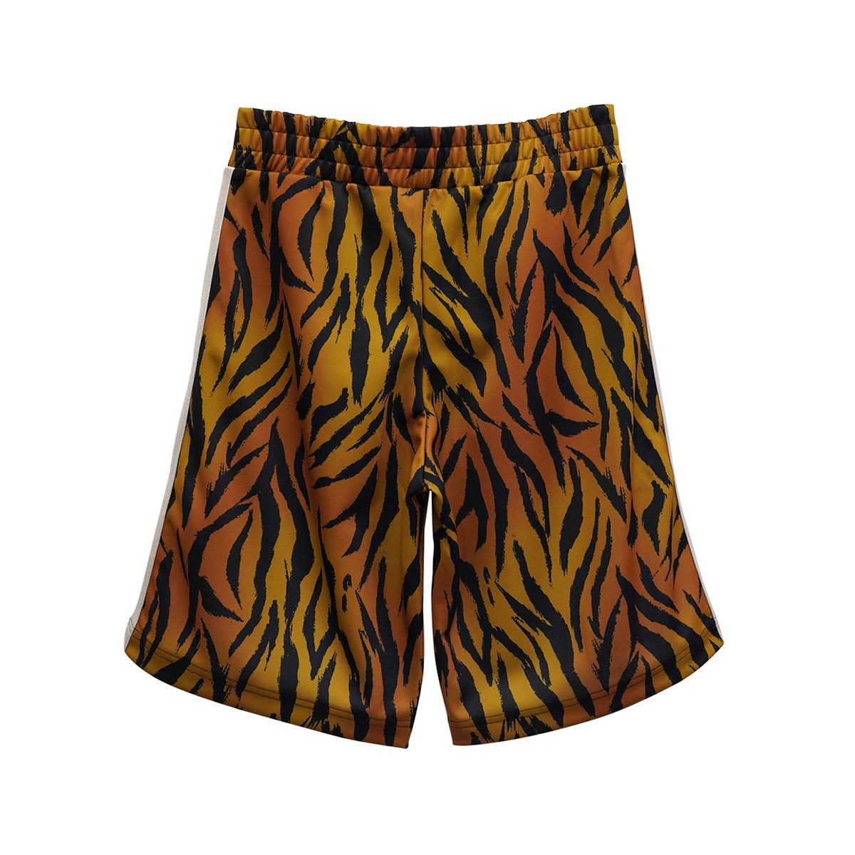Palm Angels TIGER TRACK SHORTS / 6001 : BROWN WHITE