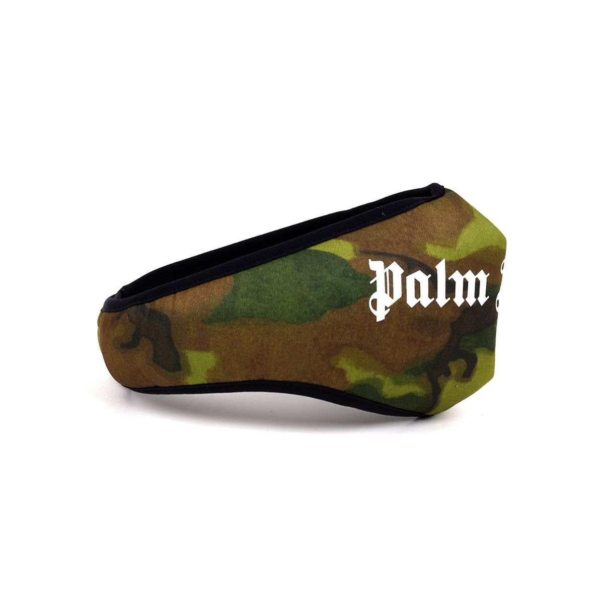 Palm Angels LOGO MILITARY MASK / 5601 : MILITARY WHITE
