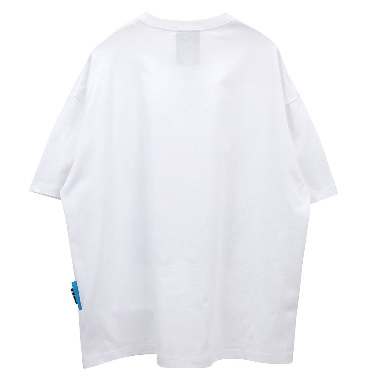 P.A.M. SPOTLESS OVERSIZED SS TEE / OFF WHITE
